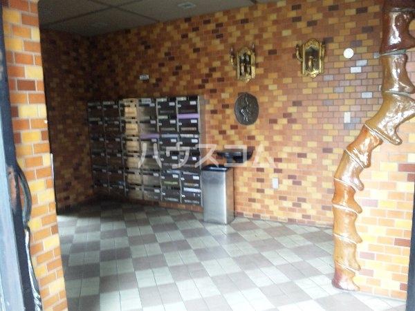 厚木メゾンドパンセ 202号室のロビー