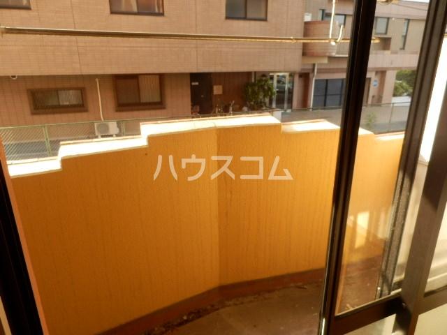 厚木メゾンドパンセ 202号室のバルコニー