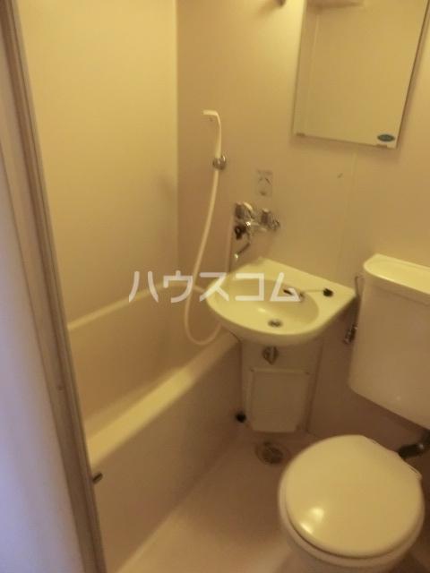 厚木メゾンドパンセ 202号室のトイレ