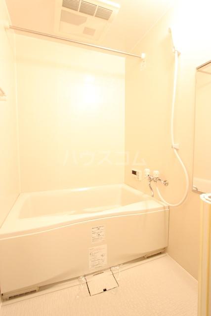 アブニール 203号室の風呂