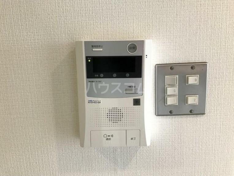 サンヒルズ用賀 701号室のセキュリティ