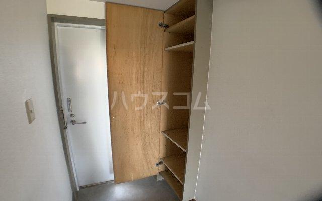 MST習志野 302号室の収納