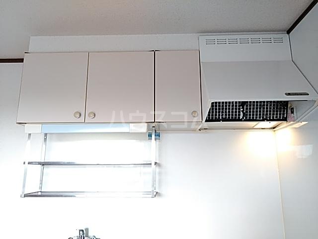 ビックストーンA 202号室のキッチン