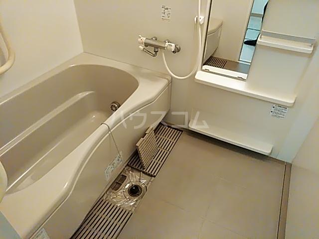 ウエストコート花園 404号室の風呂
