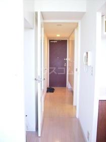 LANAI HERITAGE 116号室の玄関