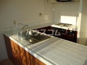 LANAI HERITAGE 116号室のキッチン