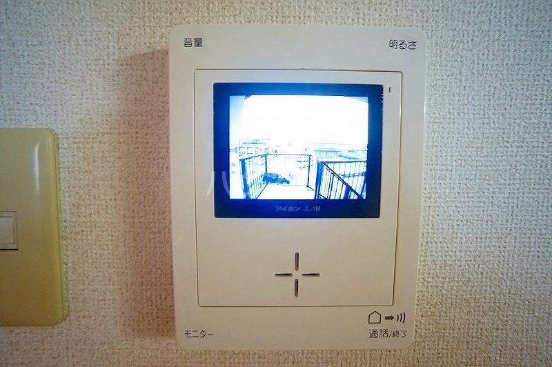 ボヌール 02030号室のセキュリティ