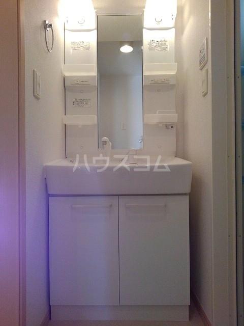 サニーコート 02040号室の洗面所