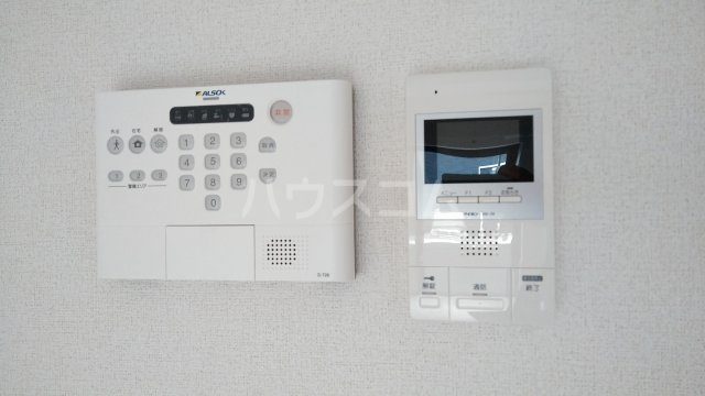 キングキャッスル 壱番館 01080号室のセキュリティ