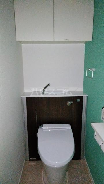 キングキャッスル 壱番館 03020号室のトイレ