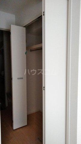 キングキャッスル 壱番館 03070号室の収納