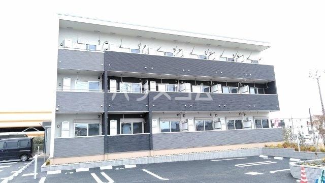 キングキャッスル 弐番館 01050号室の外観
