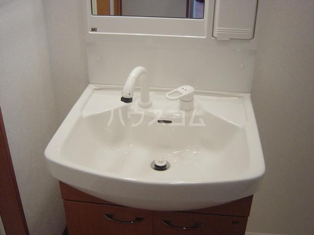 ウエストリバー宮浦 101号室の洗面所