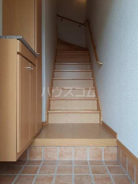 エスティーム 02030号室の玄関