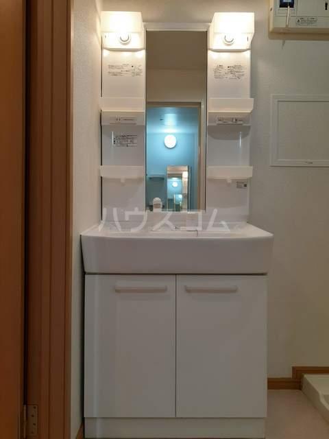 エスティーム 02030号室の洗面所