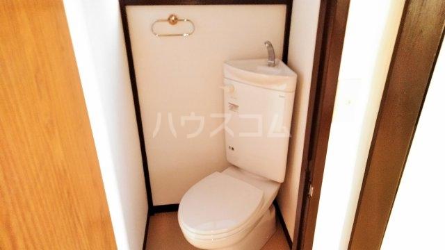 イチバハイツ 1号室のトイレ