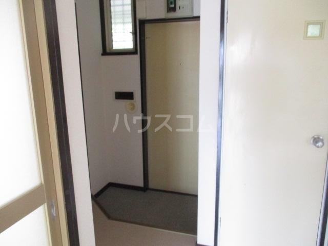 ハイツ杉山 10G号室の玄関