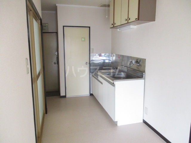 ハイツ杉山 10G号室のキッチン