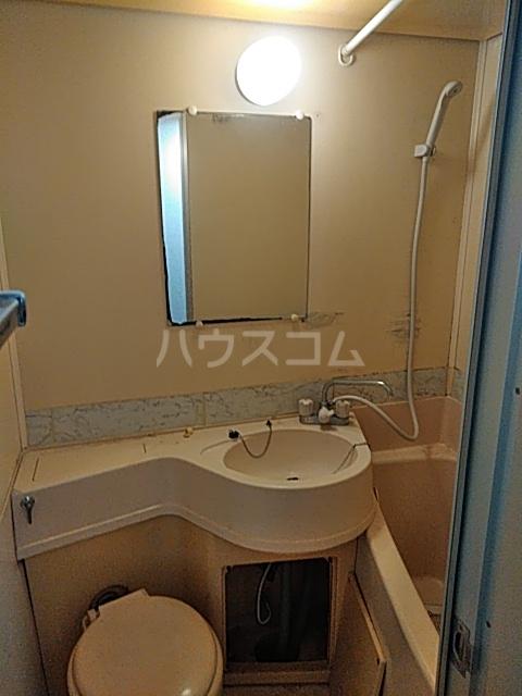 フラッツ大橋 206号室の風呂