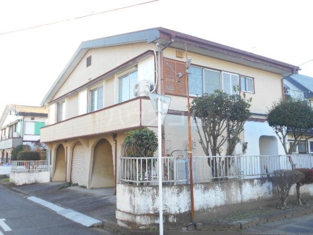 美茂呂町戸建住宅外観写真