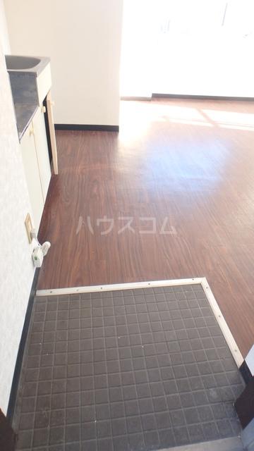ジュネス北駅 301号室の玄関