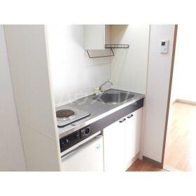 アーバンライフ鹿島 0403号室のキッチン