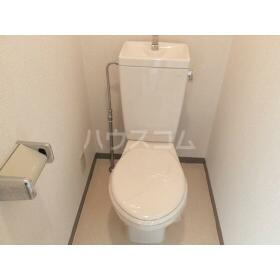 アーバンライフ鹿島 0403号室のトイレ