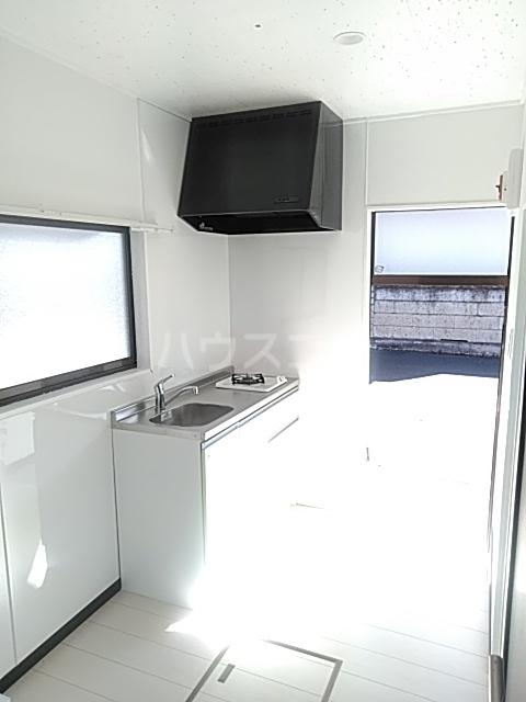 エスポワールミユキ 101号室のキッチン