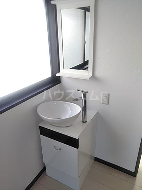 エスポワールミユキ 101号室のトイレ