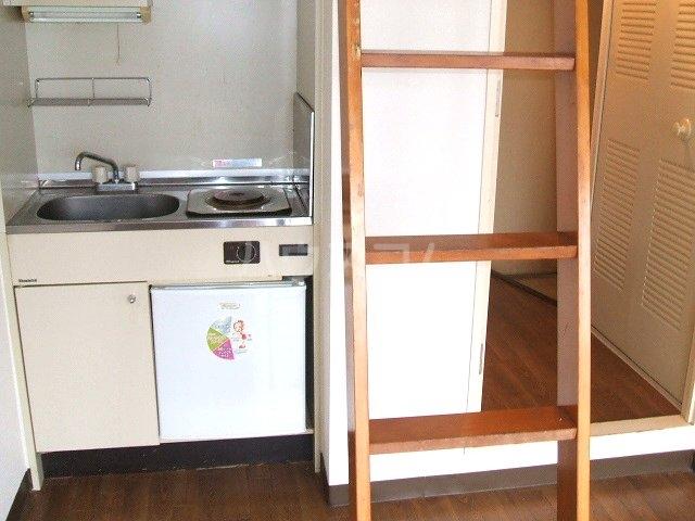 ベルトピア和泉大宮 101号室のキッチン