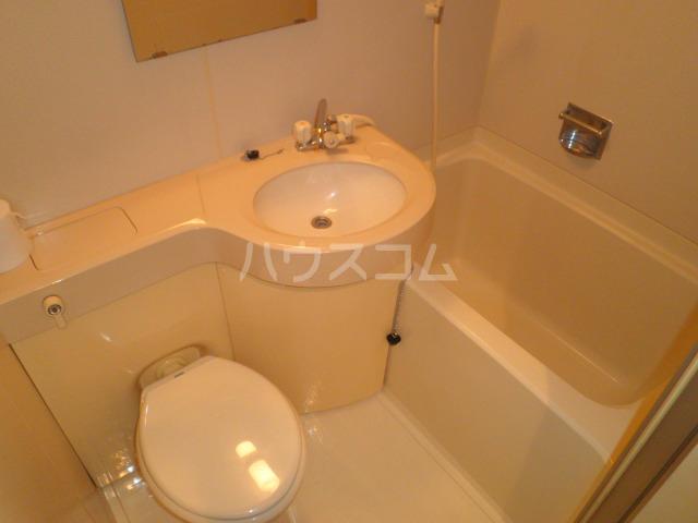 ベルトピア和泉大宮 101号室の風呂