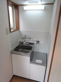 ライフピアヴァリャブル 107号室のキッチン