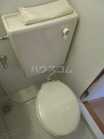 ライフピアヴァリャブル 107号室のトイレ