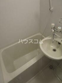 ライフピアヴァリャブル 107号室の洗面所