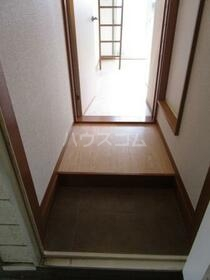ライフピアヴァリャブル 107号室の玄関