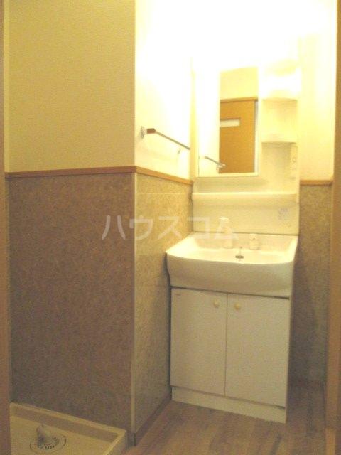 フロイデ宮竹 106号室の洗面所