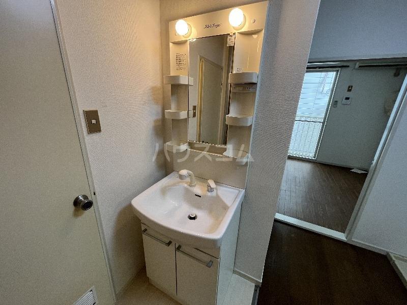 ルネッサンス 101号室の洗面所