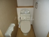 なでしこ 00102号室のトイレ