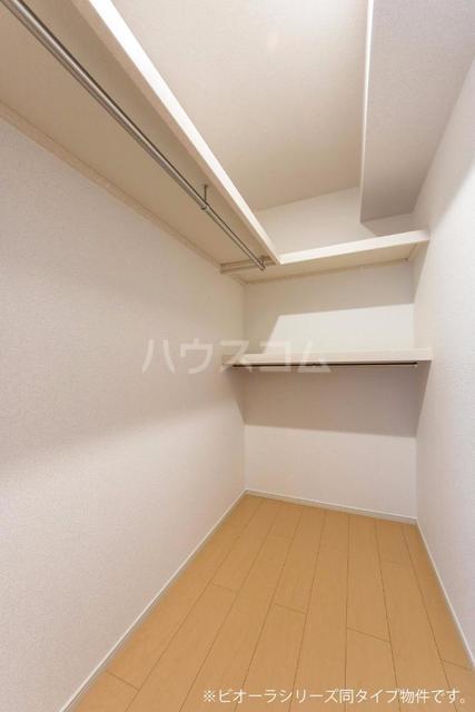 モーリス・KⅡ 02010号室の収納