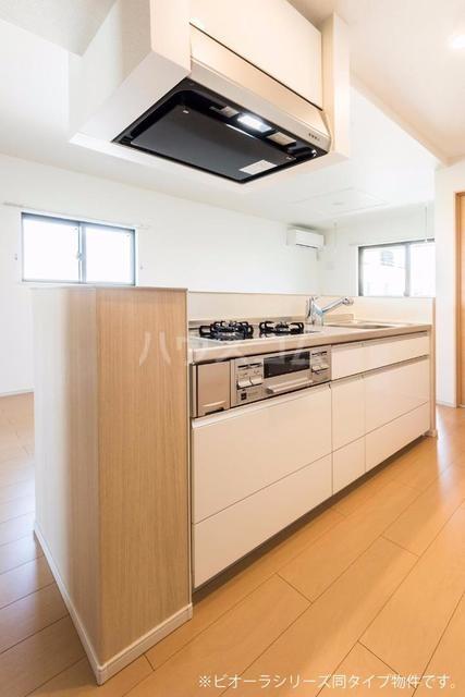 モーリス・KⅡ 02010号室のキッチン