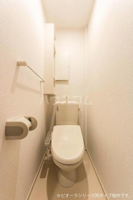 モーリス・KⅡ 02010号室のトイレ