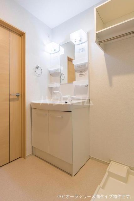 モーリス・KⅡ 02010号室の洗面所