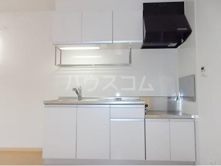 ベルニーム 02010号室のキッチン