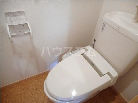 ベルニーム 02010号室のトイレ