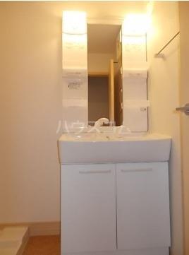 ベルニーム 02010号室の洗面所