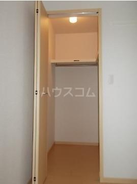 ベルニーム 02010号室の収納