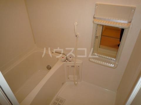 サン・ヒルズ永国A 02020号室の風呂