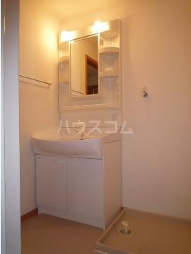サン・ヒルズ永国A 02020号室の洗面所