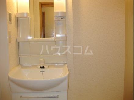 サン・グランデ永国 03040号室の洗面所