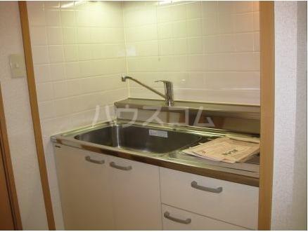 サン・グランデ永国 03040号室のキッチン